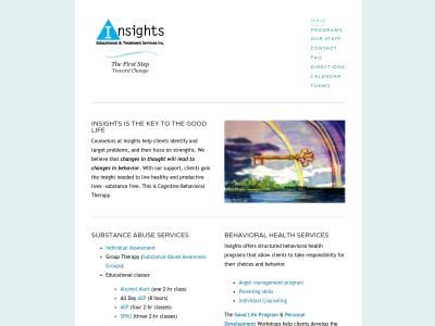 Insights Educational And Columbia