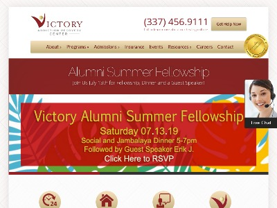 Victory Addiction Recovery Center Lafayette