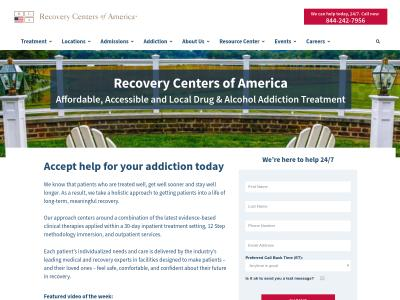 Recovery Centers Of America At Mays Landing