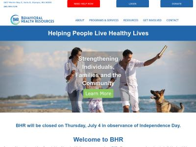 Behavioral Health Resources Olympia