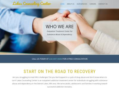 Lakes Counseling Center Detroit Lakes