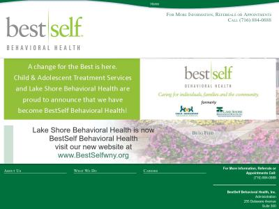 BestSelf Behavioral Health Inc Buffalo