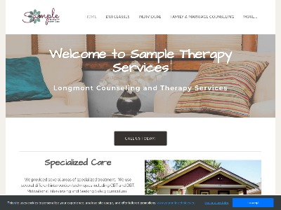 Sample Therapy Services Longmont