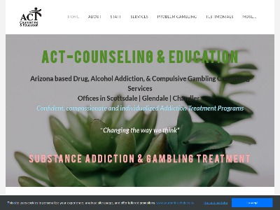 ACT/Counseling And Education Scottsdale