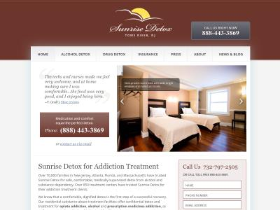 Sunrise Detox Center/Toms River Toms River