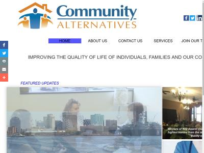 Community Alternative Inc/Comm Choices Durham