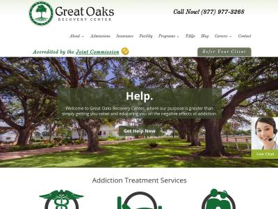 Great Oaks Recovery Center Egypt
