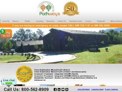 Pathways Inc Mount Sterling