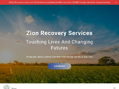 Zion Recovery Services Adel