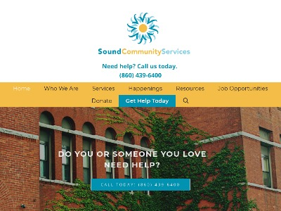 Sound Community Services Inc New London