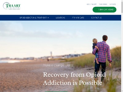 BAART Behavioral Health Services Newport