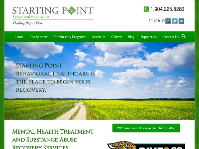 Starting Point Behavioral Healthcare Yulee