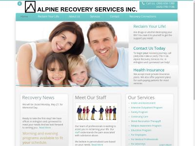 Alpine Recovery Services Inc Arlington