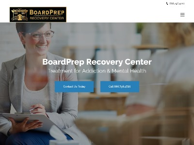 BoardPrep Recovery Center Tampa