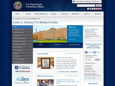 Veterans Affairs Medical Center Clarksburg