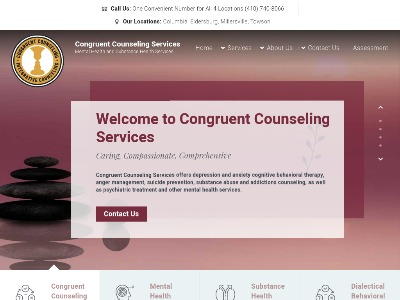 Congruent Counseling Services Millersville