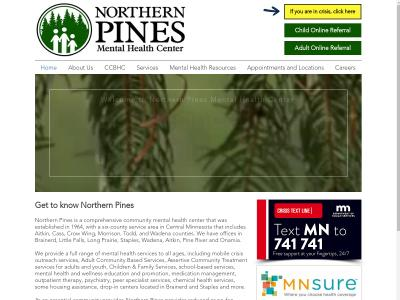 Northern Pines Substance Use Services Brainerd