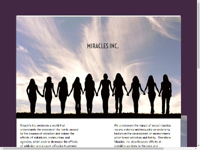 Miracles Inc Wichita