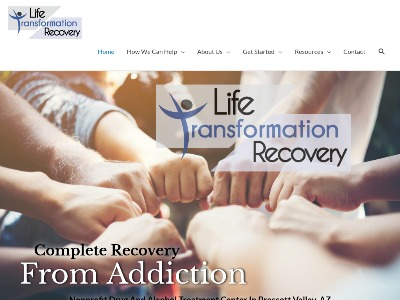 Life Transformation Recovery Prescott Valley