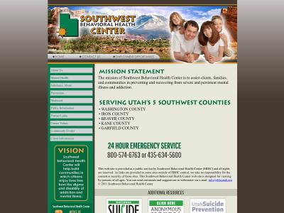 Southwest Behavioral Health Center Beaver