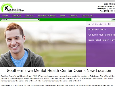 Southern Iowa Mental Health Center Ottumwa