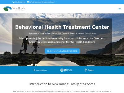 New Roads Behavioral Health Provo