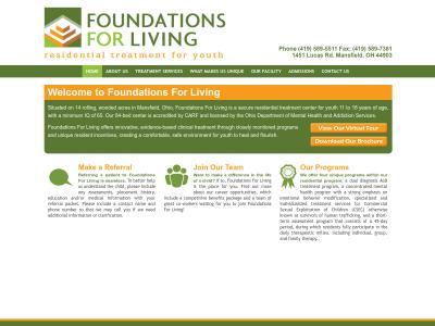 Foundation For Living Mansfield