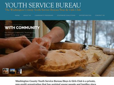 Washington County Youth Service Bureau Montpelier