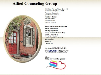 Allied Counseling Group Frederick