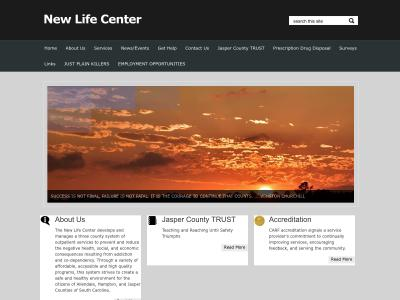 New Life Center Commission On Alc And Hampton