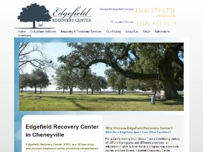 Edgefield Recovery Center Cheneyville