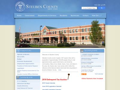 Steuben County Alcoholism And Corning