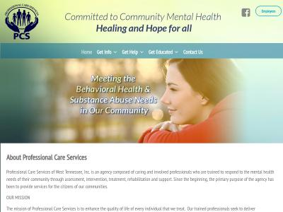 Professional Care Services Of Dyersburg