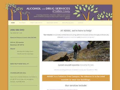 Alcohol And Drug Services Of Bozeman