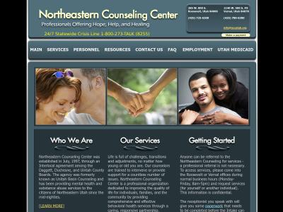 Northeastern Counseling Center Duchesne