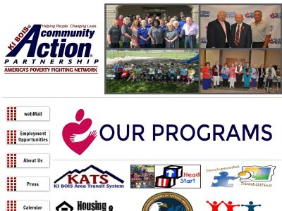 KI BOIS Comm Action Foundation McAlester