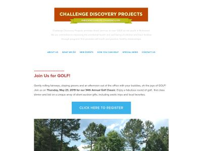 Challenge Discovery Projects Inc Henrico