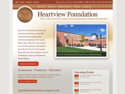 Heartview Foundation Bismarck
