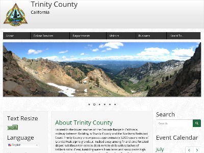 Trinity County Behavioral Health Weaverville