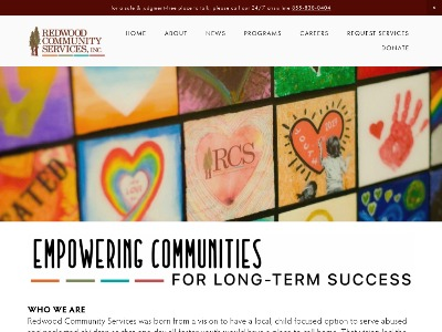 Redwood Community Services Inc Ukiah