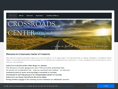 Crossroads Center Of Frederick Frederick