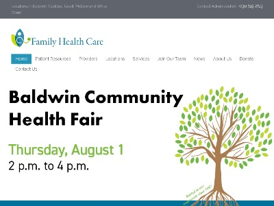 Baldwin Family Health Care Baldwin