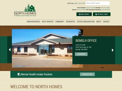 North Homes Inc Grand Rapids