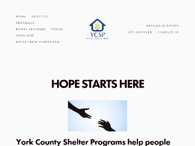 York County Shelters Programs Inc Alfred