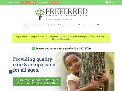 Preferred Behavioral Health Of NJ Toms River