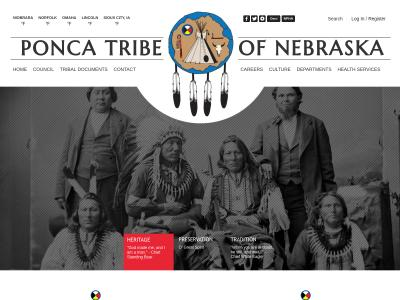 Ponca Tribe Of Nebraska Niobrara