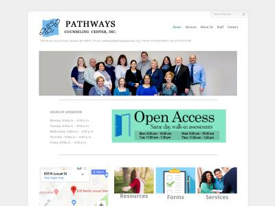 Pathways Counseling Center Inc Ottawa