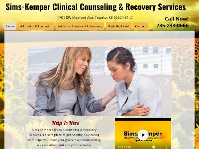 Sims Kemper Clinical Counseling And Topeka