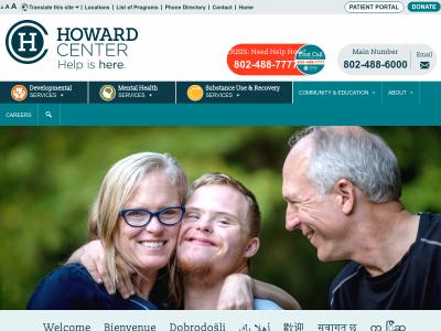 Howard Center Saint Albans