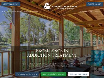 Cypress Lakes Lodge Woodville